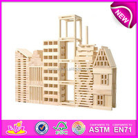 Hot new product for 2015 wooden toy blocks,wooden toy building block toys,wooden games set cheap toy building block W03B014