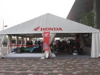 folding tent,car tent, stock 10 feet tent for hot sale