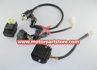 Electrical parts for GY6 150CC to 250CC ATV