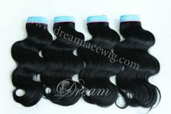 Wholesale New Hair Products In 2015 Body Wave Virgin Brazilian Hair Extension.
