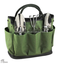 Eco Gardening Tote with Tool Set Durable Tool Bag