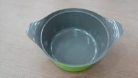 die cast aluminum korean electric soup heating pot/electric hot soup pot