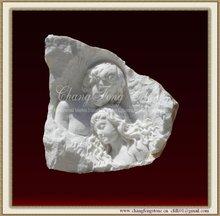 de mármol tallado estatua de arte abstracto