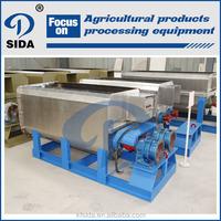 Automatic double helix gluten making machine
