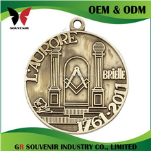 Factory supply with low price Metal award Medal