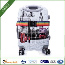 Direct marketing personal nylon luggage belt