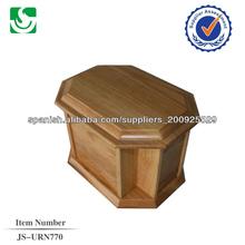 <span class=keywords><strong>funeral</strong></span> urna de cenizas de madera