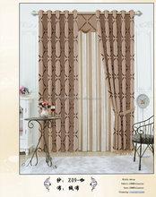 cafe supplies high fashion fabrics window curtains design