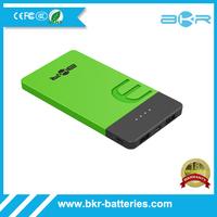Metal Li-polymer battery protable wireless power bank 5000mah on sale