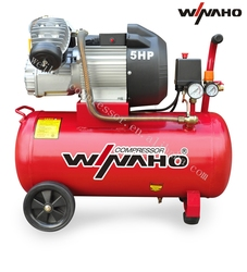 WEIHAO(china) manufacture air compressors AC power/ horizontal type air compressors high pressure air compressors with good qual