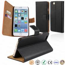 4.7 inch mercury cell phone credit card holder two mobile phones genuine leather case for iPhone 6
