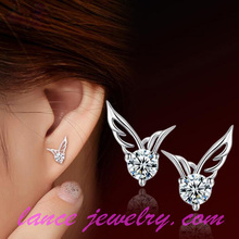 angle wing ramleela all type of ladies earrings designs pictures