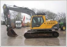 Excavators Volvo EC160BLC
