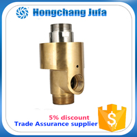 40A copper threaded union pipe fitting water rotary chiksan joint