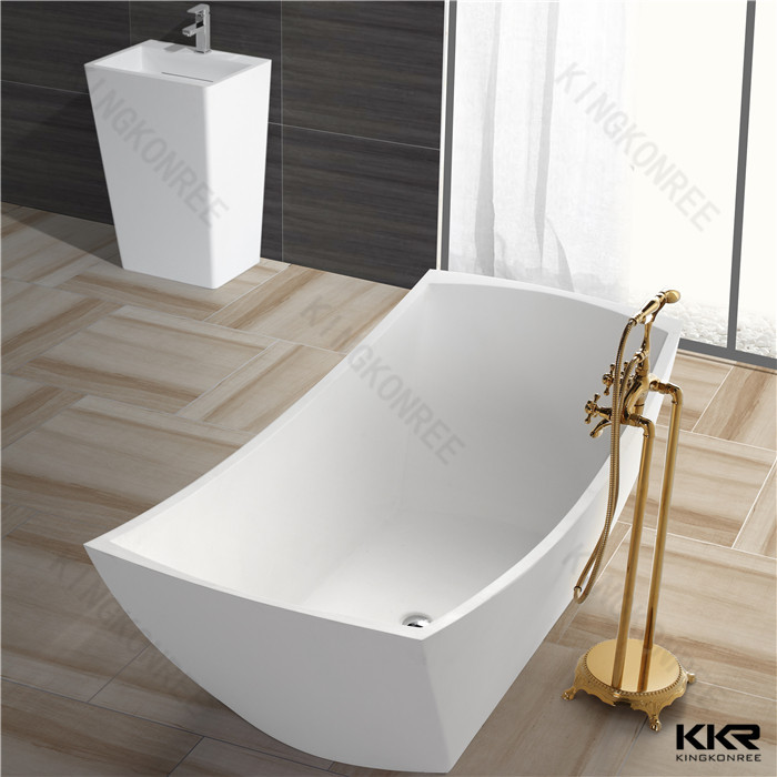 Acrylic Material And Easy Clean Function New Bath Tub Looking For Distributor