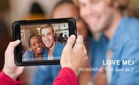 LOVE MEI Tablet Accessories Outdoor Waterproof Case For iPad Air 2
