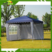Easy assembled pop up Canopy Tent with sidewall for outdoor activity