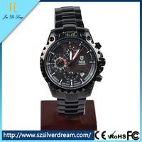 Unique men fashion and cool digital outdoor watch quartz chronograph watch