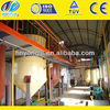 Manufacturer of sesame oil refining equipment with CE ISO 9001 certificate