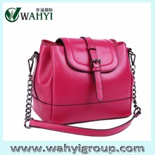 2015 New Stylish Lady Bags Pu Leather Sling Women Bag