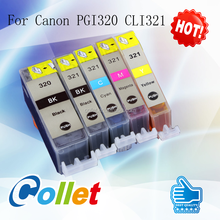 zhuhai for Canon PGI-320 CLI-321 for Canon MP980 MP990 MX860 MX870 IP3600 IP4600 IP4700 compatible ink cartridge