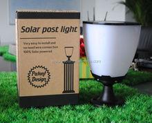 2014 Best Park Garden Solar Led Lighting Outdoor Exporter