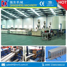 Best selling pvc wire trunking machine / pvc trunking machine line CHINA Factory