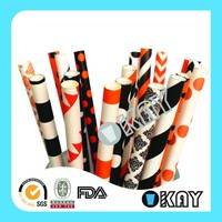 Cheapest Paper Straws China For Party Supply