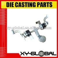 High Precision Die Casting Aluminum Auto Parts