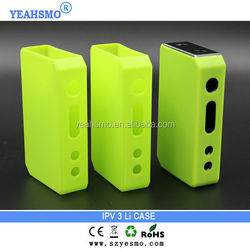 The Newest Temp control Yechengxin hot selling ipv 3 li colorful silicone case with cover ipv 3 165watt box mod