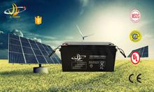 Solar power system rechargeable 12v ups battey 12v 150ah rechargeable gel battery 12v storage battery for solar panel 150ah