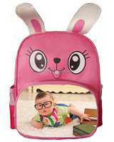 sublimation blank children schoolbag Personalized kids teenagers school bags for heat transfer