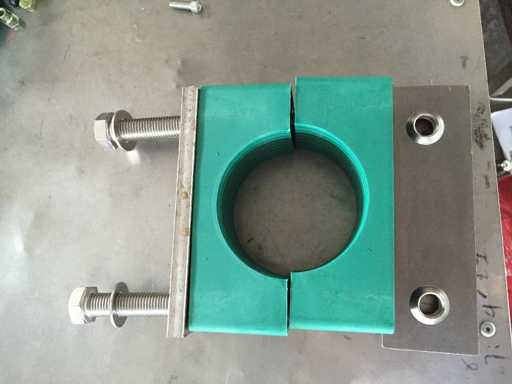 Pipe clamp for large diameter buy