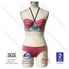 2016 Newest Women's Neoprene Swimming suit Swimwear Push up BIKINI