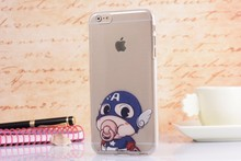 2015 Newest Cute Colorful Bumper Case for iPhone 5; iPhone6; iPhone6 Plus