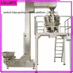 Vertical Scented Tea Packing Machine potato chips packing machine