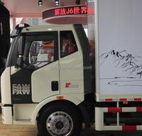 FAW 4*2 mini cargo truck