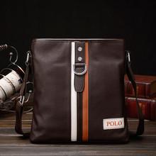 mens business bag leather shoulder man bag pu leather handbag