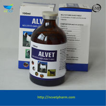 Animal weight gain injection vitamin ad3 E injection