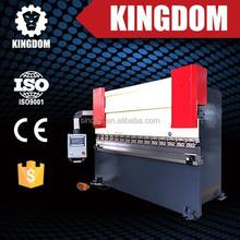 Kingdom hydraulic flat bar bending machine