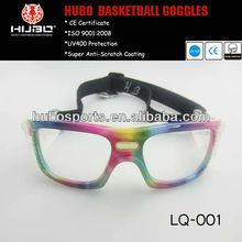 HUBO new model colorful printing safety eye glasses