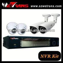 WETRANS Onvif H.264 4CH 720P Real time Network Surveillance Systems for Home