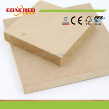 First-Class Grade and Wood Fiber Material raw mdf for United Arab Emirates