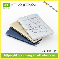 Credit Card Power Bank 2600mAh Portable Power Bank Charger with 2600mah manual for power bank battery charger