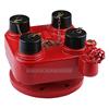 Fire Hydrant Breeching Inlet Valve, 4-Way Breeching Inlet Valve