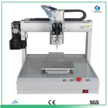 New Design Good Quality High Performance Precision Automatic Glue Dots Dispensing Machine