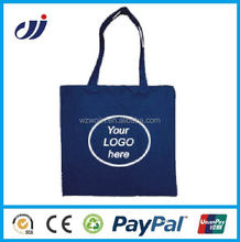 Zippered wholesale purple non woven shopping bag