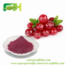 Natural Manufacturer Supply GMP Cranberry Extract