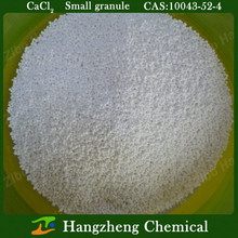 Anhydrous Calcium Chloride 94% 96% white pellet D.M.1.5mm