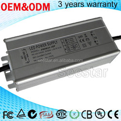china supplier proof aluminium housing 70w led driver 1050ma for outdoor lamp